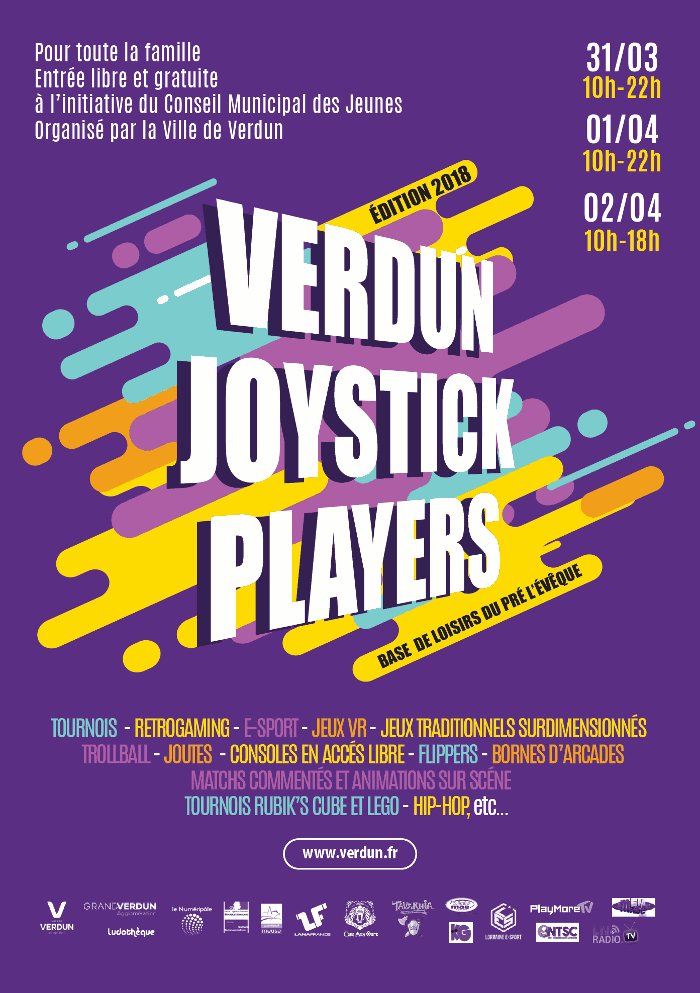 Verdun Joystick Players