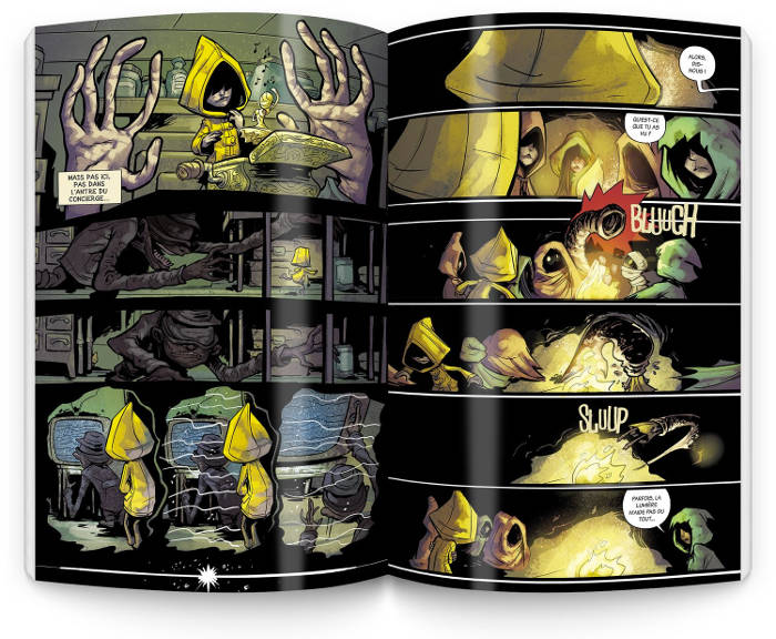 Little Nightmares en comics (image 2)