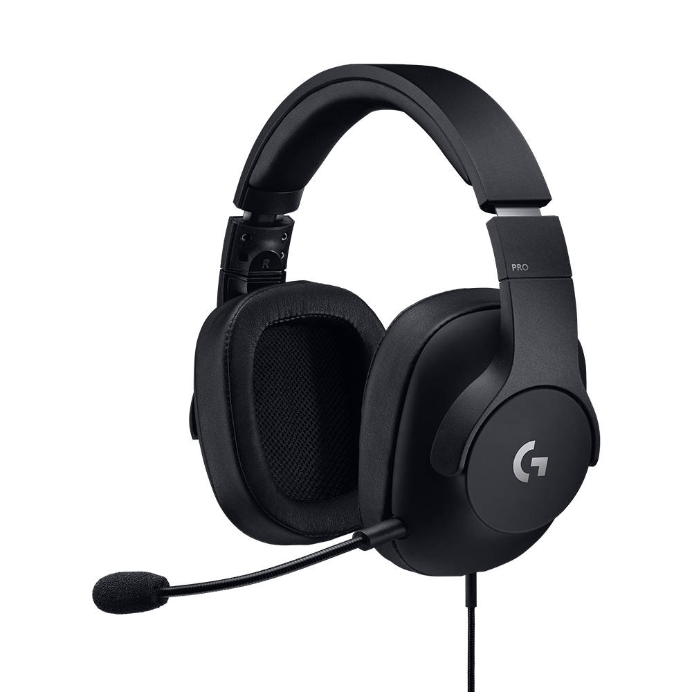 Casque gaming Logitech G PRO