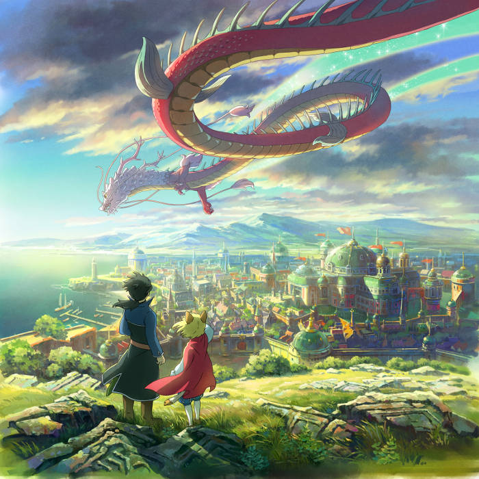Collection officielle de tirages d'art pour Ni No Kuni II