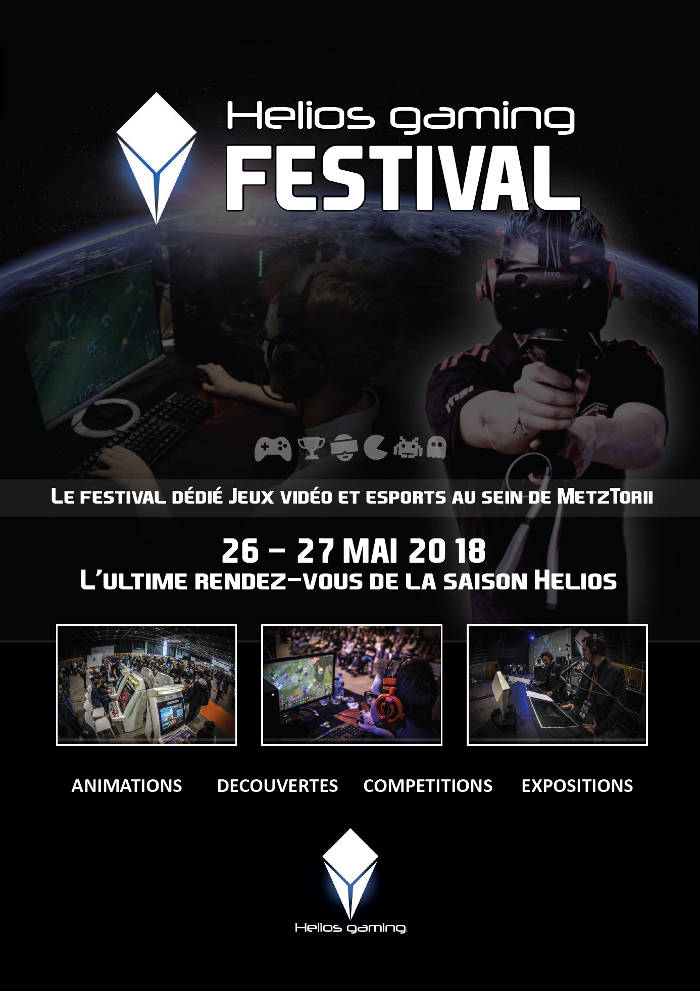 Helios gaming Festival