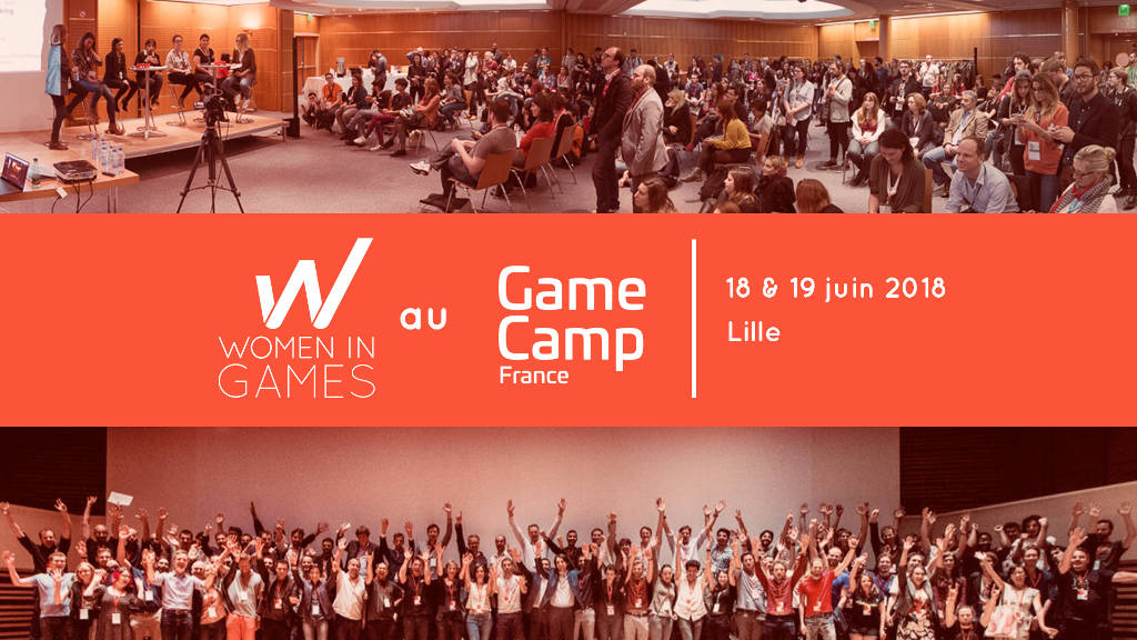 Women in Games au Game Camp