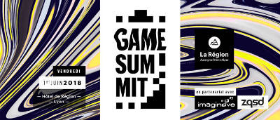 Game Summit Auvergne-Rhône-Alpes
