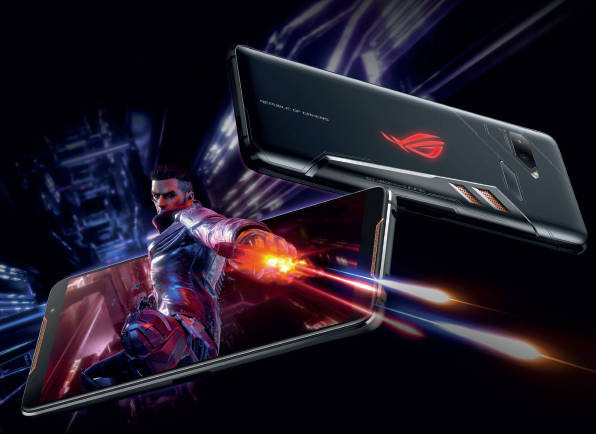 Le premier smartphone gaming d'Asus Republic of Gamers