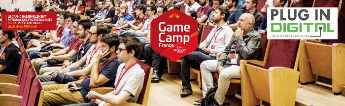 Plug In Digital donne rendez-vous au Game Camp France