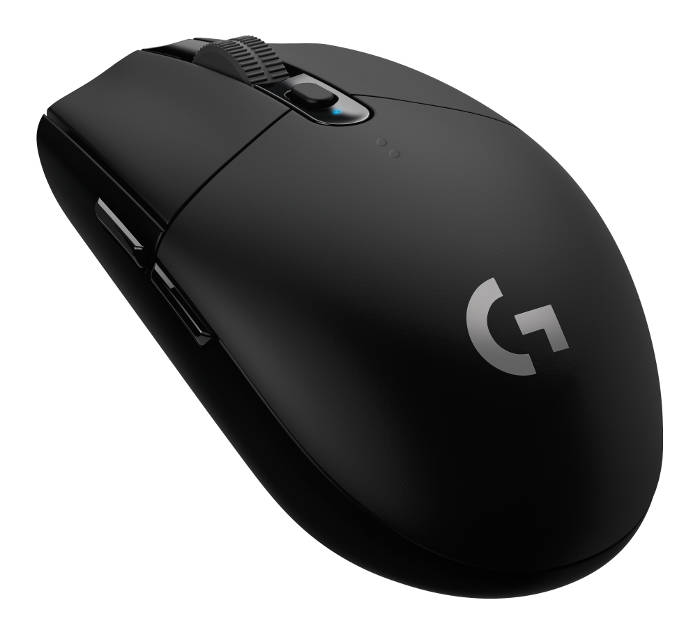 Logitech G305 Lightspeed Wireless Gaming Mouse noire
