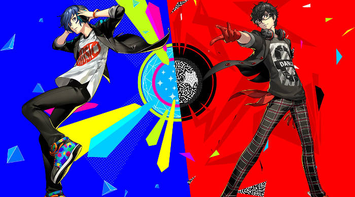 Persona 3 : Dancing in Moonlight et Persona 5 : Dancing in Starlight