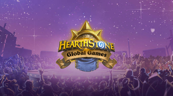 Les Hearthstone Global Games commencent