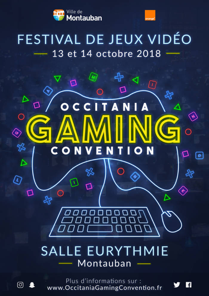 Occitania Gaming Convention