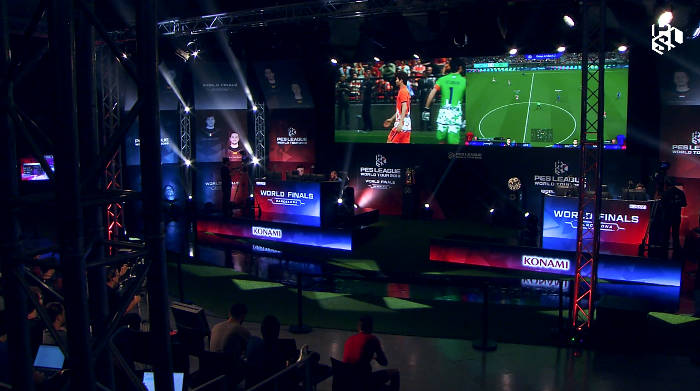 PES League World Finals 2018