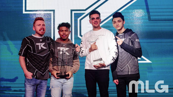 Team Kaliber remporte les play-offs CWL Pro League Saison 2