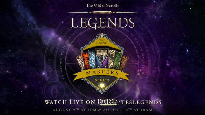 The Elder Scrolls : Legends - Master Series