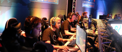 Salon Luxembourg Gaming Xperience
