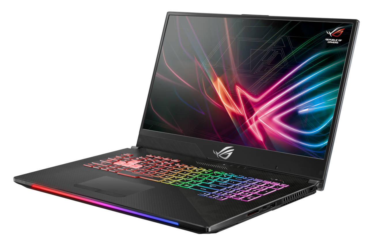 PC portable ROG Strix Scar II (GL704)