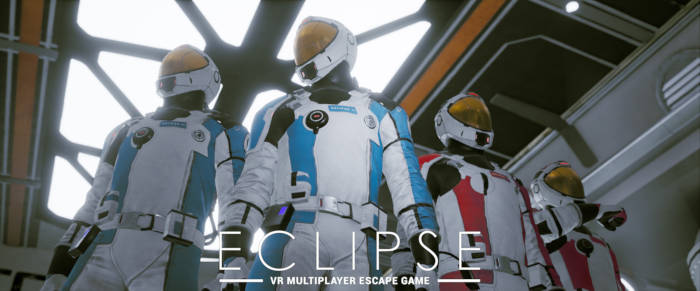 Eclipse VR, sélection officielle de la Mostra de Venise 2018