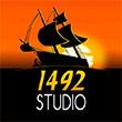 logo 1492 Studio