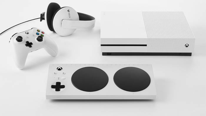 La manette adaptative Xbox est disponible en France