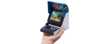 La Neo Geo Mini International Edition
