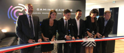 Inauguration de Gaming Campus
