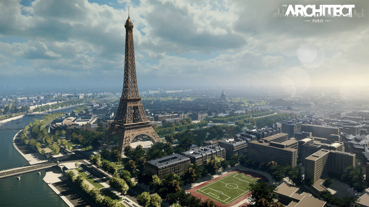 Enodo Games s'associe à Focus pour The Architect : Paris