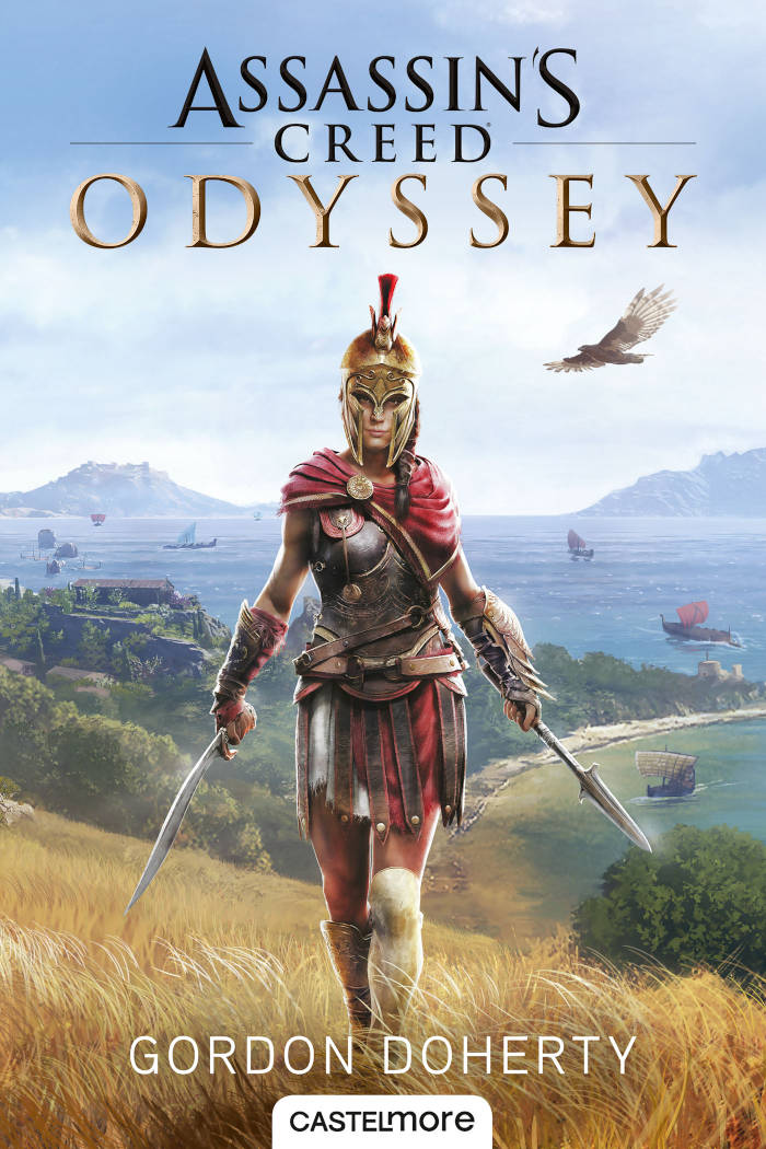 Assassin's Creed Odyssey (livre)