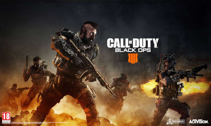 Call of Duty : Black Ops 4 jouable à la PGW 2018