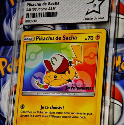 Premiere Vente Aux Encheres De Cartes Pokemon A Drouot