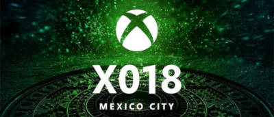 Les annonces Xbox du X018