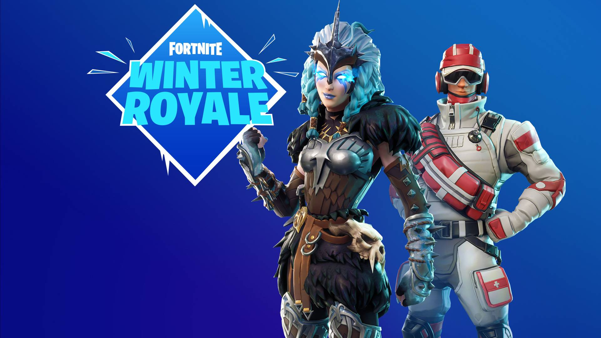 Tournoi Fortnite Winter Royale