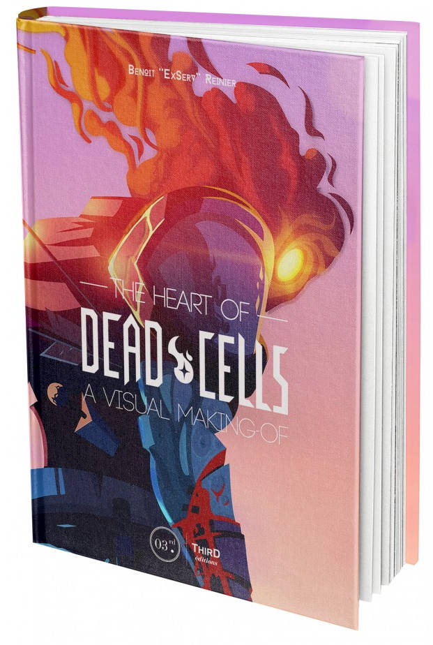 L'ouvrage The Heart of Dead Cells dispo chez Third Editions