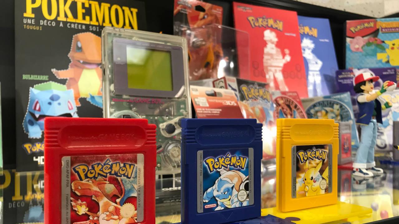 Exposition Pokémon