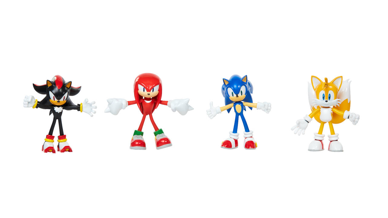 Jouets Sonic the Hedgehog