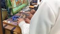Flex, une société française qui fabrique des bornes d'arcade