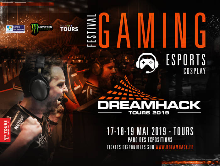 DreamHack Tours 2019