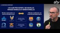 Vidéo de la conférence : Quel futur pour l'Esport ?