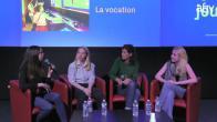 """Replay conférence """"Les femmes dans l'industrie du jeu vidéo"""""""
