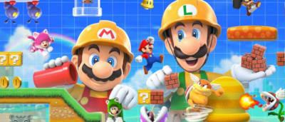 Des niveaux de Super Mario Maker 2