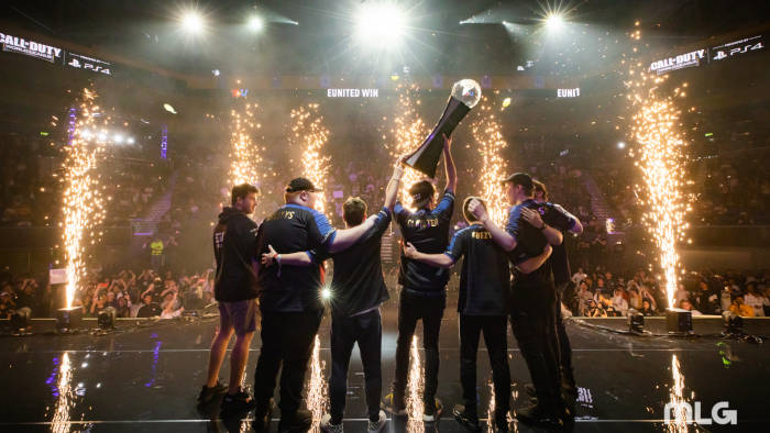 eUnited remporte le Call of Duty World League Championship