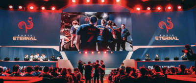 L'Overwatch League au Zénith de Paris