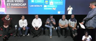 """Vidéo de la conférence """"Jeux vidéo et handicap"""""""