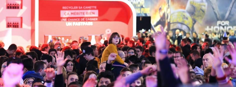 Paris Games Week 2020.10e Paris Games Week Jouer Decouvrir Celebrer Et Partager