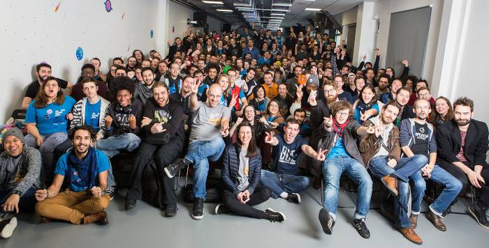 La Global Game Jam Paris 2020 à Isart Digital (31/01 - 2/02)