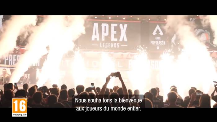 EA et Respawn dévoilent les Apex Legends Global Series