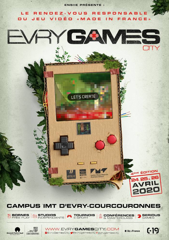 Evry Games City 4