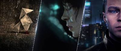 Just For Games distribue les jeux Quantic Dream sur PC