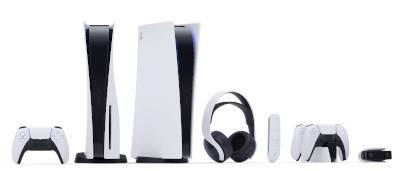 Sony Interactive Ent. dévoile le design de la PS5