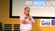 Des mots et des biais - Keynote Olivier Dauba - VP Editorial Ubisoft
