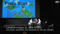 Géopolitique et jeux vidéo - Les jeux, miroirs du monde et de ses crises