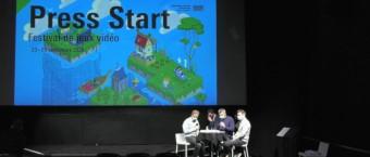 Vidéo de la conférence Géopolitique & jeux vidéo