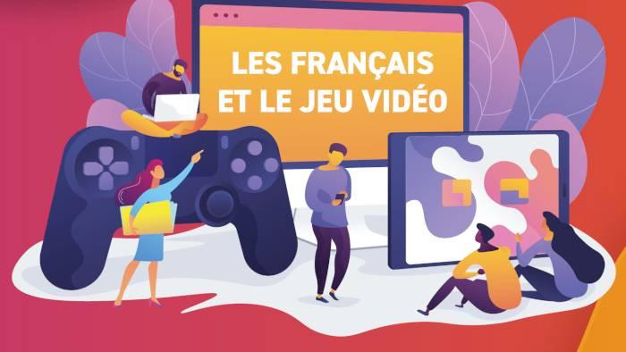 Etude Les Francais Et Le Jeu Video En 2020